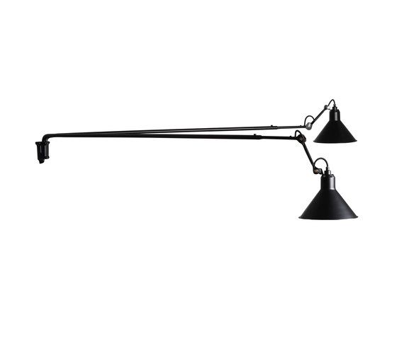 LAMPE GRAS | XL - N°213 double black by DCW éditions by DCW éditions