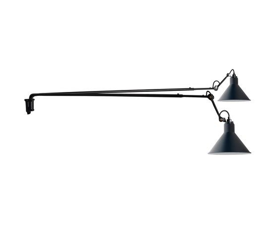 LAMPE GRAS | XL - N°213 double black/copper by DCW éditions by DCW éditions