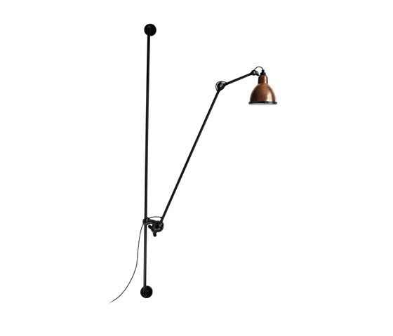LAMPE GRAS | XL OUTDOOR - N°214 copper by DCW éditions by DCW éditions