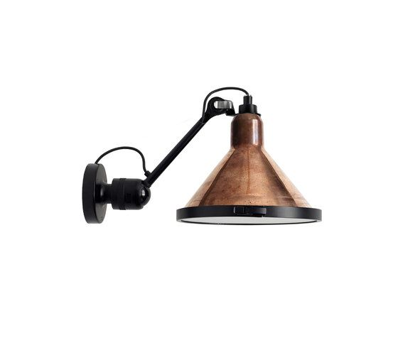 LAMPE GRAS | XL OUTDOOR - N°304 copper by DCW éditions by DCW éditions