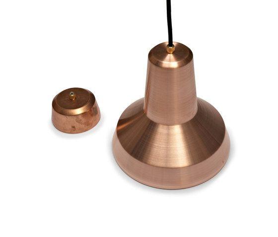 Lampe kupfer by Soeder by Soeder