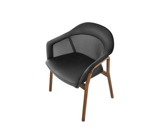 LANA Armchair by Girsberger by Girsberger