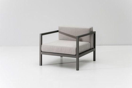 Landscape club armchair L by KETTAL by KETTAL