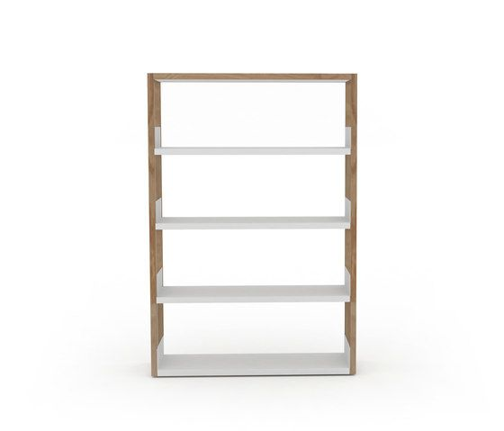 Lap shelving medium by Case Furniture by Case Furniture