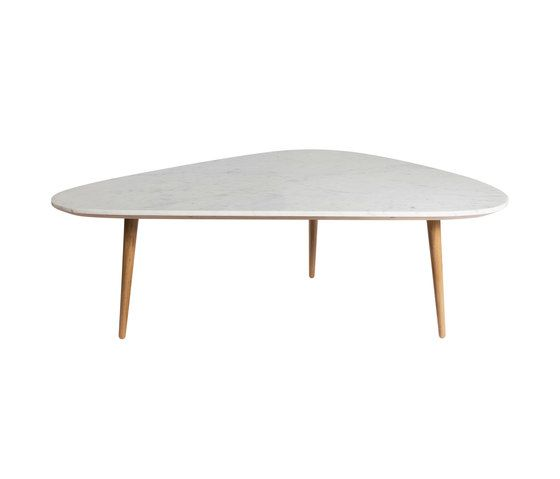 Large Coffee Table Marble Top by Red Edition by Red Edition