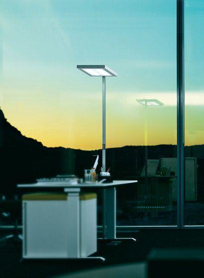 LAVIGO PULSE VTL Free-Standing Luminaire by H. Waldmann by H. Waldmann