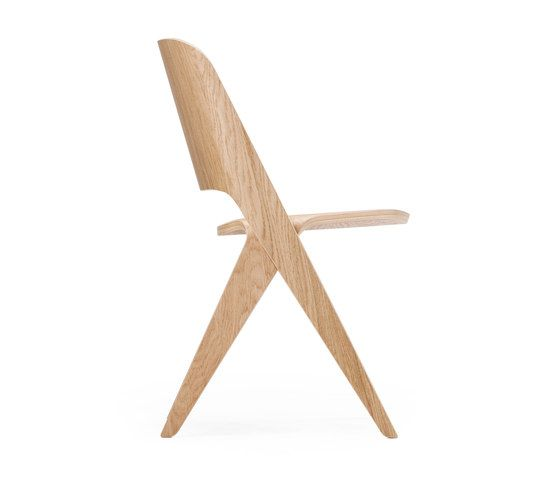 Lavitta chair soft oak by Poiat by Poiat