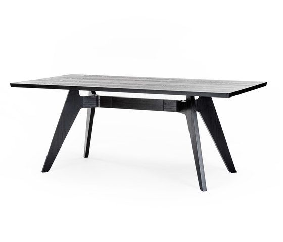 Lavitta rectangular table by Poiat by Poiat