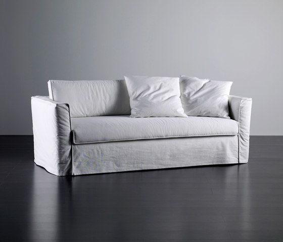 Law Sofa Bed by Meridiani by Meridiani
