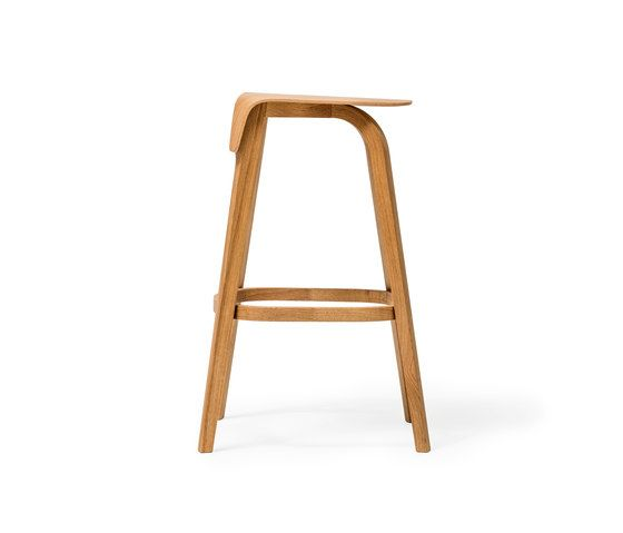 Leaf Barstool by TON by TON