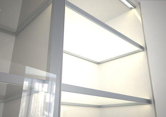glass shelf lighting. Glass Shelf Lighting