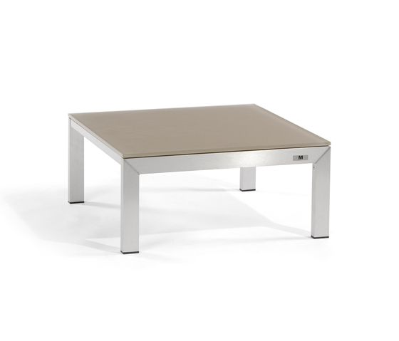 Liner lounge table by Manutti by Manutti