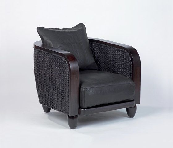 Lobby armchair by Lambert by Lambert