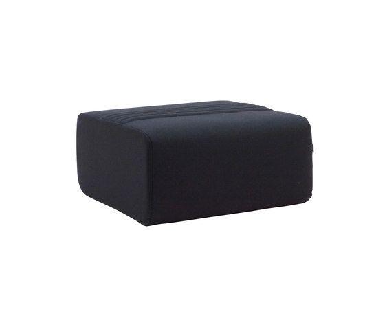 Loft pouf by Softline A/S by Softline A/S