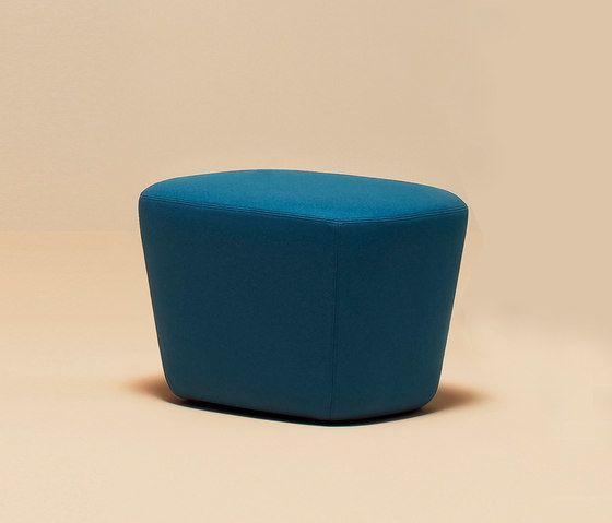 Log Lounge Pouf by PEDRALI by PEDRALI