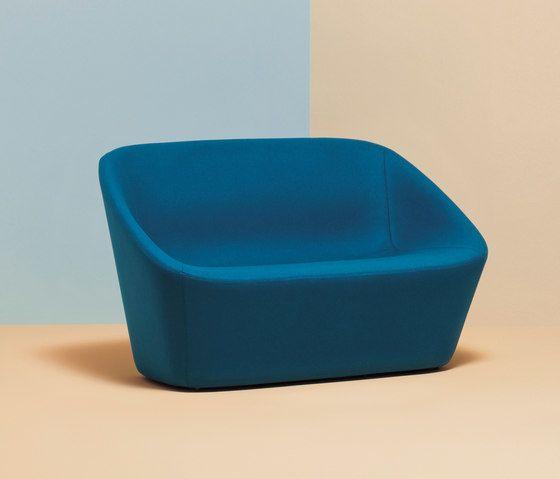 Log Lounge Sofa by PEDRALI by PEDRALI