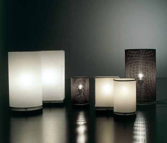 Lollo Table lamps by Meridiani by Meridiani