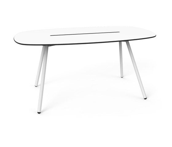 Long Board a-Lowha 160x95, dinner/conference table by Lonc by Lonc