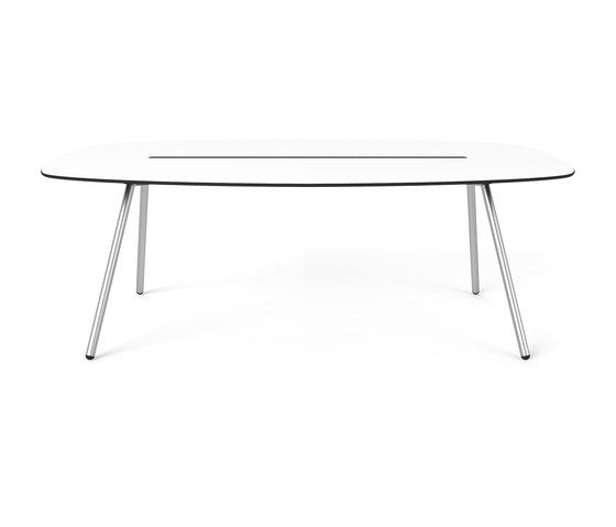 Long Board a-Lowha 200x95, dinner/conference table by Lonc by Lonc