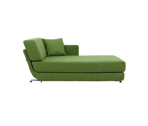 Lounge chaise long by Softline A/S by Softline A/S