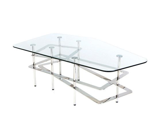 Louvre Table Large by Lounge 22 by Lounge 22
