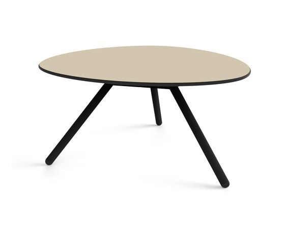 Low a-Lowha D92-H45, coffee table by Lonc by Lonc