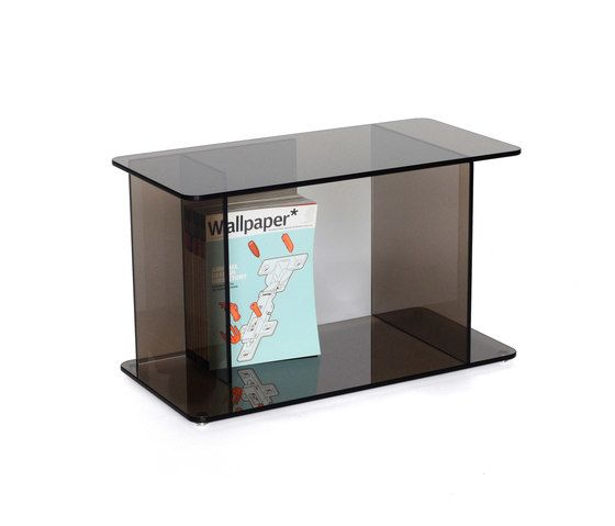 Lucent large side table by Case Furniture by Case Furniture