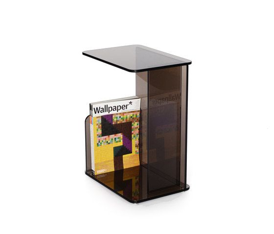 Lucent small side table by Case Furniture by Case Furniture
