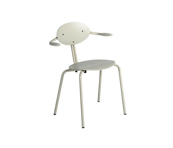 Lukki 5AR Chair by Artek by Artek