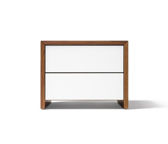 lunetto chest of drawers by TEAM 7 by TEAM 7
