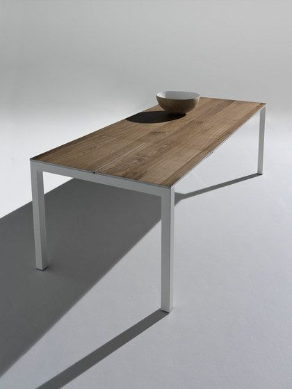 Lux table by HORM.IT by HORM.IT