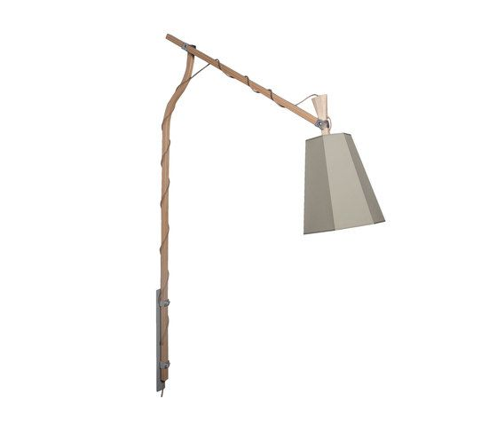 LuXiole Wall-fixing floor lamp by designheure by designheure