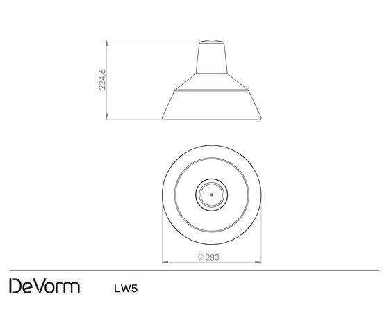 LW 5 by De Vorm by De Vorm