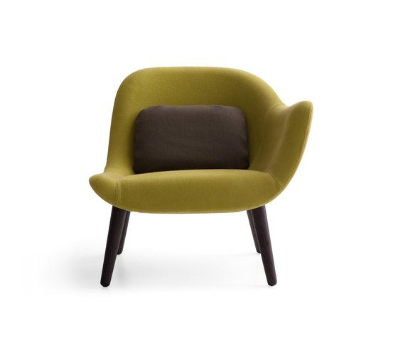Mad chair by Poliform by Poliform
