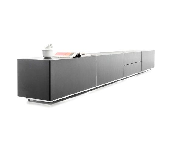 Lowboard Sideboard magic matrix lowboard by yomei by andré schelbach for yomei
