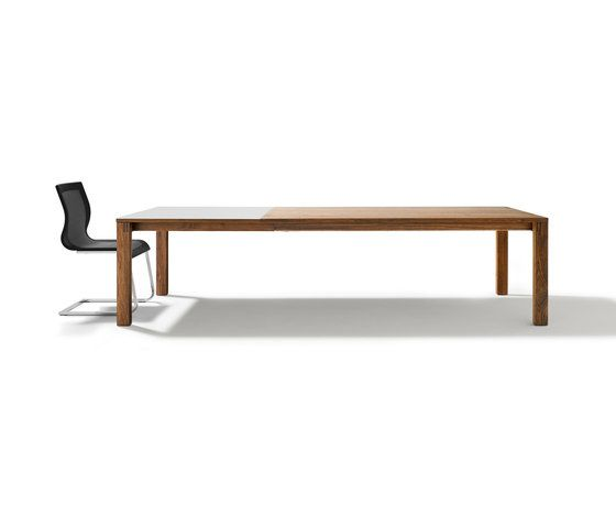 magnum extension table by TEAM 7 by TEAM 7