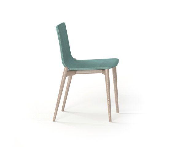 Malmö Chair 391 by PEDRALI by PEDRALI