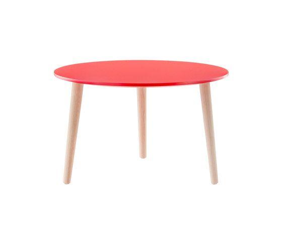 Malmö Coffee Table MLTD_60x36 by PEDRALI by PEDRALI