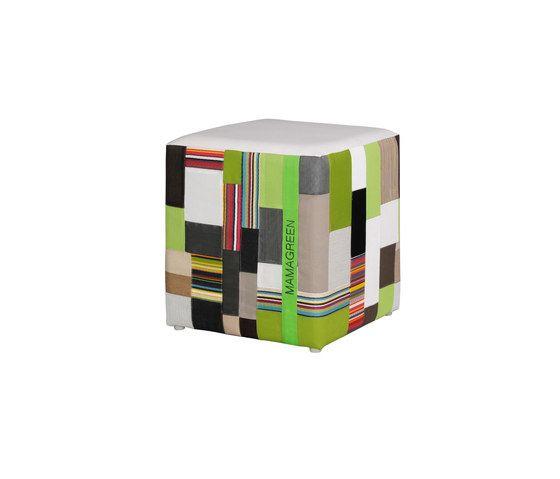 Mamagreen stool by Mamagreen by Mamagreen