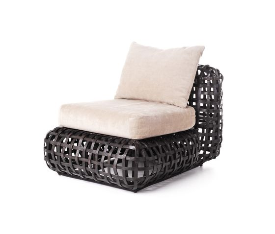 Matilda Easy Chair by Kenneth Cobonpue by Kenneth Cobonpue
