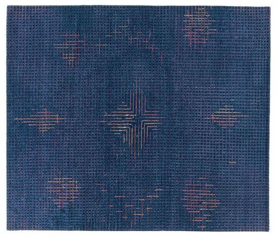 Meteo Tumulte dark blue by GOLRAN 1898 by GOLRAN 1898