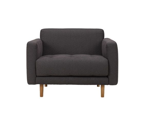Metropolis armchair by Case Furniture by Case Furniture