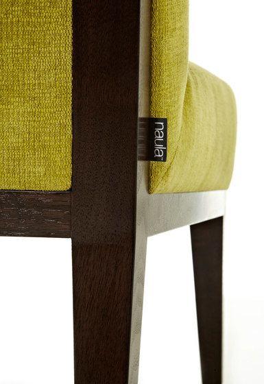 Misha Chair Wood by Naula by Naula
