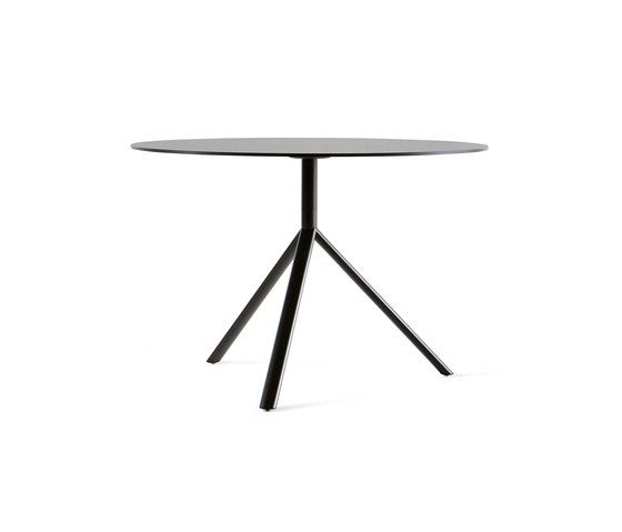Miura round table by Plank by Plank