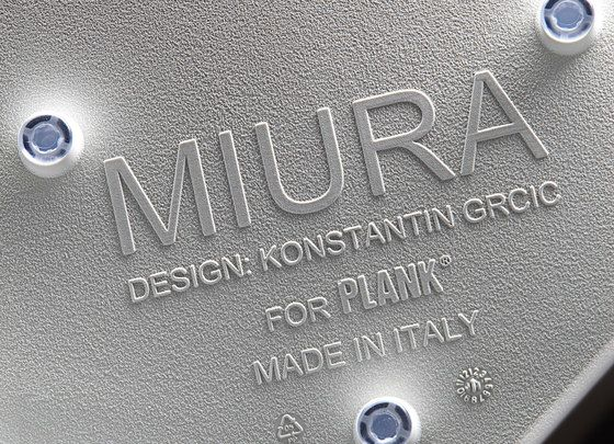 Miura stool 8200-00 by Plank by Plank