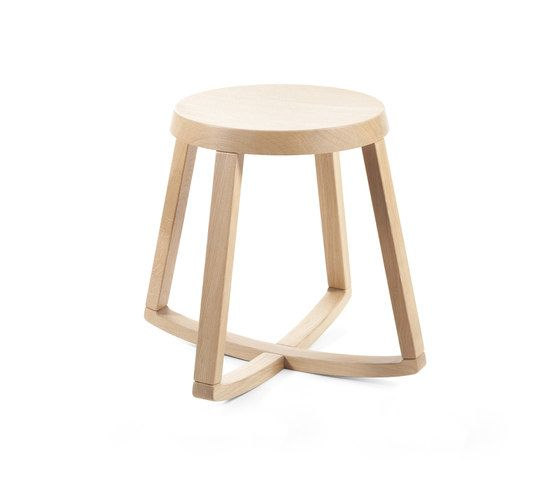 Monarchy Stool by OBJEKTEN by OBJEKTEN