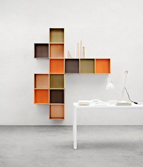 Montana Shelving System Application Examples By M By