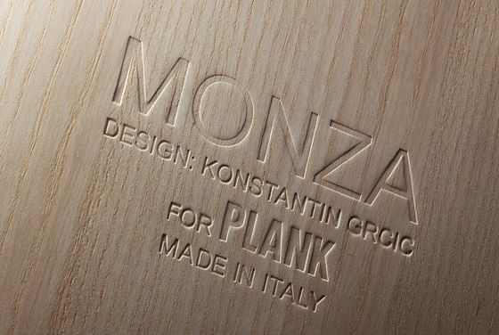 Monza chair 1211-20 by Plank by Plank