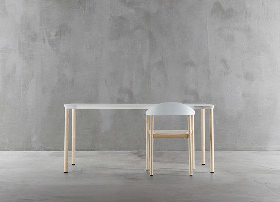 Monza table 9208-01 by Plank by Plank