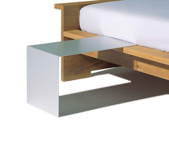 Moonwalker solid wood bed by Lampert by Lampert